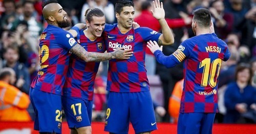 Бетис – Барселона – 2:3. Видео голов и обзор матча
