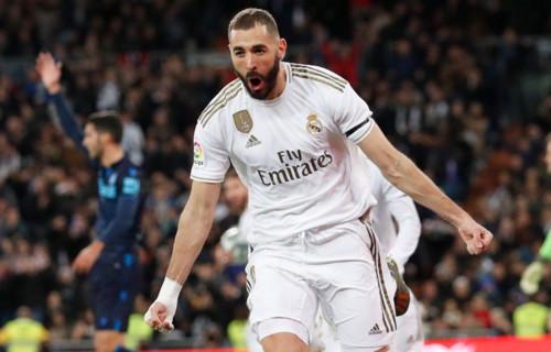 Бензема стал лучшим ассистентом в истории Реала