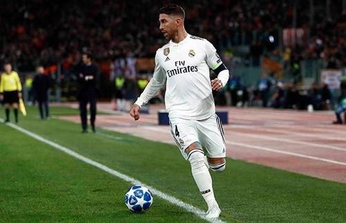 Рамос вийшов на п'яте місце в історії Реала по матчах в чемпіонаті Іспанії