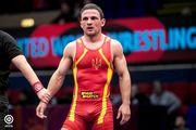 Український борець здобув бронзу на чемпіонаті Європи