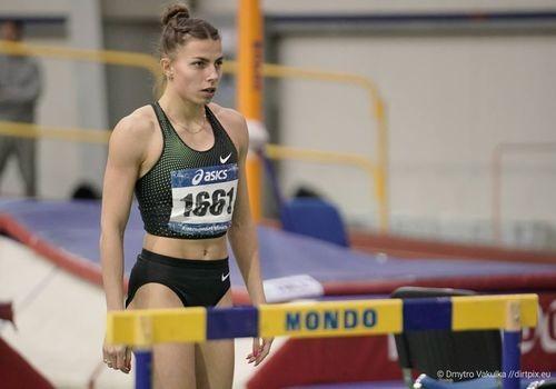 Анонсирован чемпионат Украины по легкой атлетике в помещении