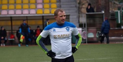 Александр Кучер сыграл за клуб из Второй лиги