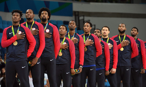 Став відомий розширений склад збірної США на Олімпіаду
