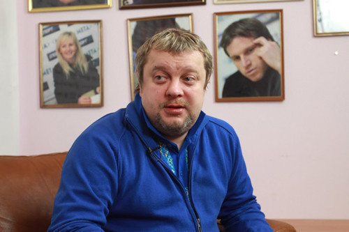 Олексій АНДРОНОВ: «Сичов сидів в приймальні у Суркіса»
