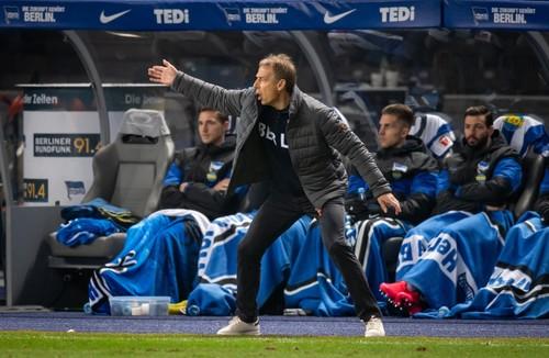 Клинсман подал в отставку с поста главного тренера Герты