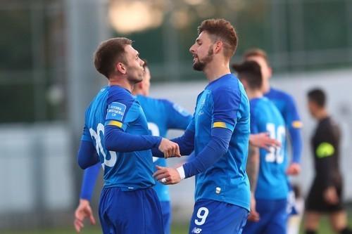 Шапаренко и Русин – в основе Динамо на матч с БАТЭ