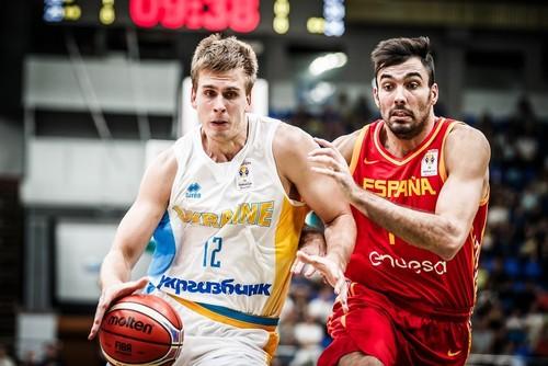 Владимир Герун поможет сборной Украины в отборе на Евробаскет-2021