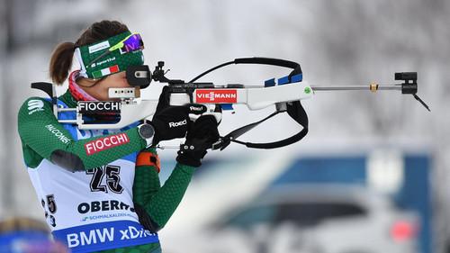 Лиза ВИТТОЦЦИ: «Постараемся с Вирер завоевать медали в смешанной эстафете»