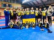 25 медалей выиграла сборная Украины на Кубке Европы по кикбоксингу WAKO