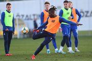 Мохаммед КАДИРИ: «Много внимания в Динамо уделяется беговой работе»
