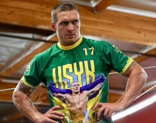 Александр УСИК: «У меня нет никаких травм. Все великолепно»