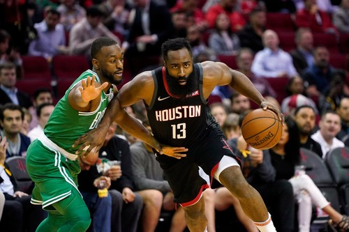НБА. Х'юстон обіграв Бостон, Харден набрав 42 очки, перемога Філадельфії