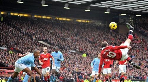 ВІДЕО. 9 років тому Руні забив найкращий гол в історії дербі Манчестера