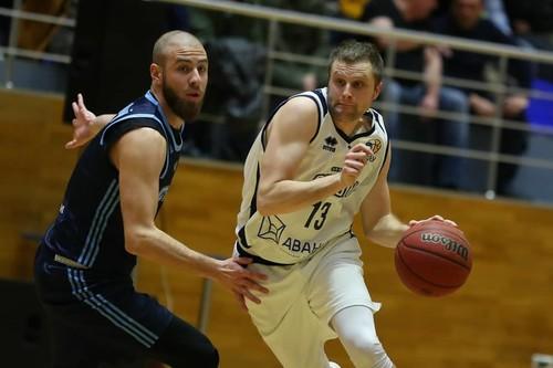 Днепр победил Соколов в Харькове в боевом матче и возглавил Суперлигу