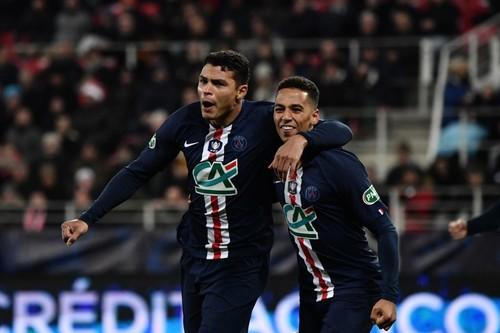 ПСЖ и Лион пробились в полуфинал Кубка Франции