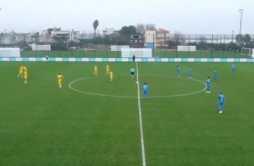Олександрія — Динамо Тбілісі — 0:1. Відео голу і огляд матчу