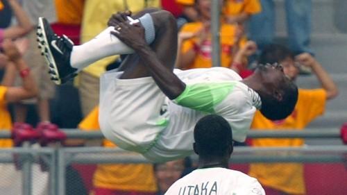 «Самое акробатическое празднование в истории ЧМ?» - ФИФА поздравила Агахову