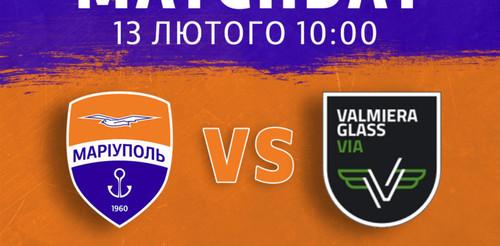 Маріуполь забив 9 м'ячів латвійській Валмієрі в спарингу