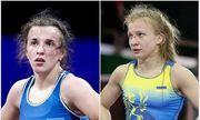 Украинки завоевали два серебра на ЧЕ по борьбе