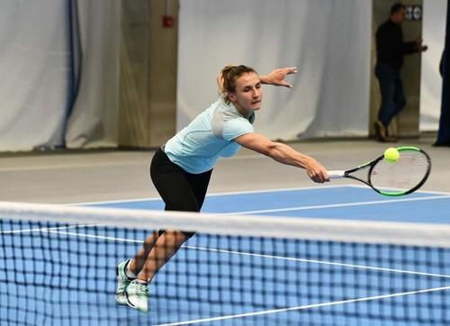 Цуренко вийшла до чвертьфіналу турніру ITF в єгипетському Каїрі