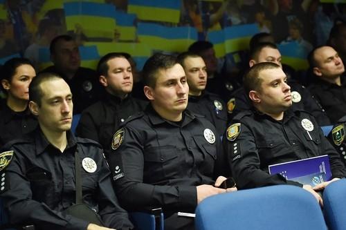 УАФ: завдяки офіцерам безпеки, наші вболівальники насолоджуються футболом