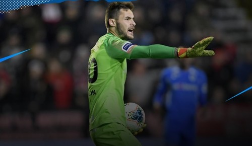 Антверпен — Генк — 1:1. Видео голов и обзор матча