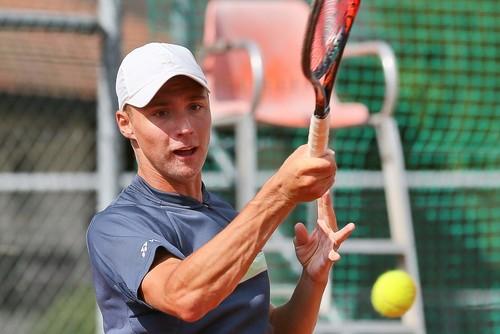 Алексей Крутых вышел в полуфинал на турнире ITF в Египте