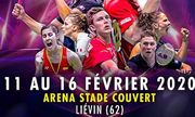 Украина вошла в топ-8 команд на ЧЕ по бадминтону, но проиграла Франции