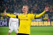 ВИДЕО. Феноменальный Холанд забил рекордный 8-й гол в 5 матчах Бундеслиги