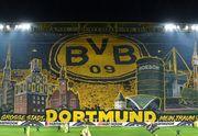 ФОТО. Нет места лучше Дортмунда. Очередной перфоманс фанов Боруссии
