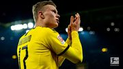 Холанд назван лучшим игроком месяца в Бундеслиге
