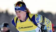 ВИДЕО. Как Пидручный упал во время спринтерской гонки на чемпионате мира