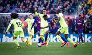 Барселона обыграла сенсационный Хетафе и держится рядом с Реалом