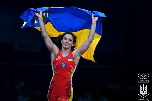 Украинка Ткач выиграла золото чемпионата Европы, победив в финале россиянку