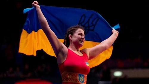 Бережна здобула бронзу чемпіонату Європи