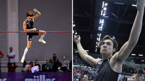 ВИДЕО. Щелкает рекорды как орешки! Швед Дюплантис взял невероятные 6.18!