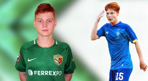 Ворскла подписала 18-летнего воспитанника Динамо