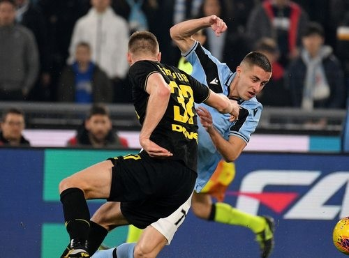 Лацио – Интер – 2:1. Текстовая трансляция матча