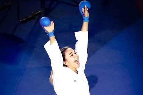 Вперше в історії українська каратистка здобула ліцензію на Олімпіаду