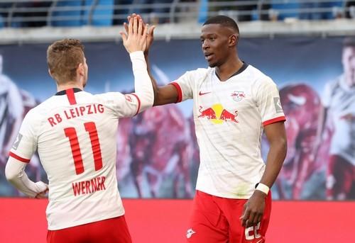 Лейпциг — Вердер — 3:0. Видео голов и обзор матча