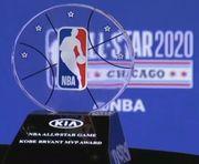 ВИДЕО. Приз MVP Матча всех звезд НБА будет носить имя Коби Брайанта