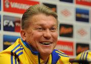 Олег БЛОХИН: «Шевченко не был священной коровой в сборной»