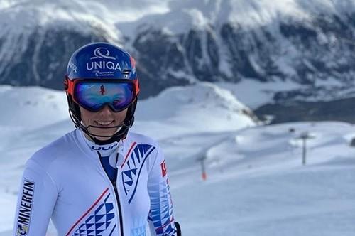 Горные лыжи. Влхова выиграла третий слалом подряд