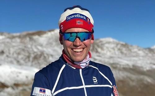 Лыжные гонки. Голберг выиграл преследование в Эстерсунде