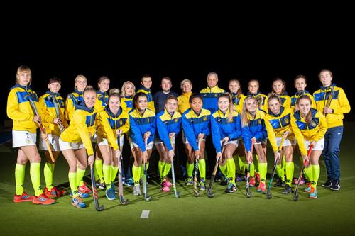 Хоккеистки из Сум завоевали бронзу Кубка европейских чемпионов