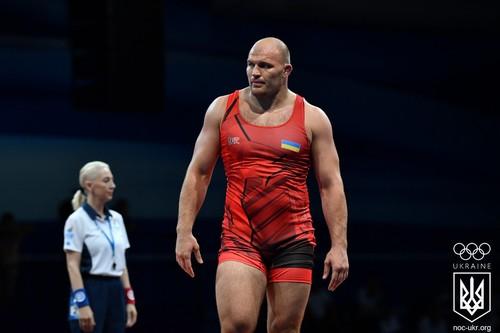 Хоцяновский не сумел завоевать бронзу чемпионата Европы по борьбе
