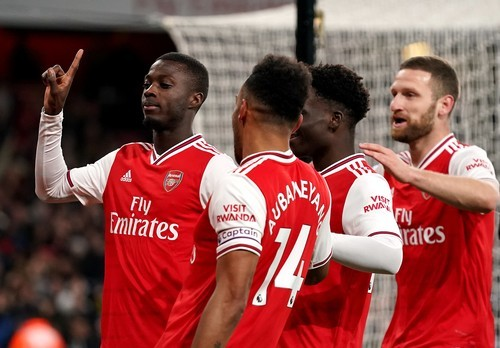 Арсенал– Ньюкасл– 4:0. Видео голов и обзор матча