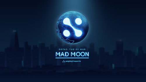 WePlay! Dota 2 Tug of War: Mad Moon. Календар і результати