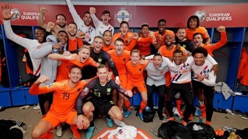 Нидерланды перед матчем с Украиной на Евро-2020 сыграют против Уэльса