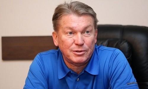 Олег БЛОХИН: «Мне в Динамо не хватило времени»